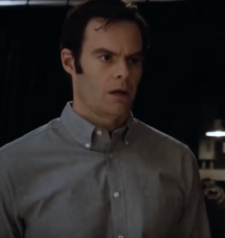 Bill Hader as Barry