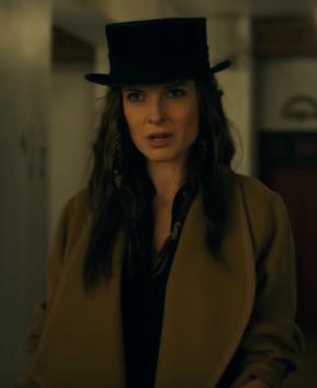Rebecca Ferguson as Rose the Hat