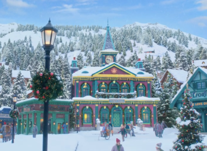 North Pole in Noelle