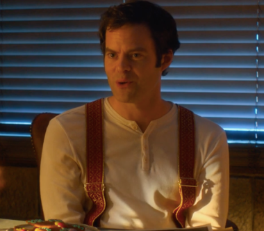 Bill Hader as Santa Claus