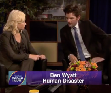 Ben Wyatt Human Disaster