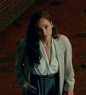 Gal Gadot as Diana Prince in Wonder Woman 1984