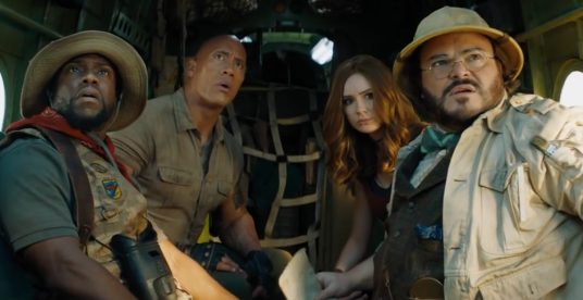 the jumanji gang