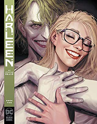 harley and the joker in Harleen