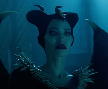 Angelina Jolie in Malificent Mistress of Evil