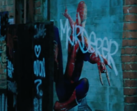 Spider-Man is a murderer