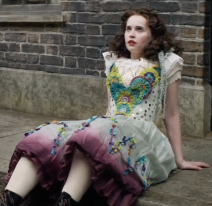 felicity jones in the aeronauts