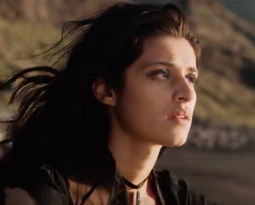 anya chalotra as Yennefer of Vengerberg