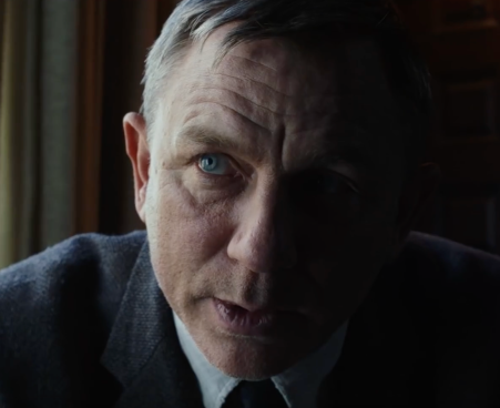 Daniel Craig in Knives Out