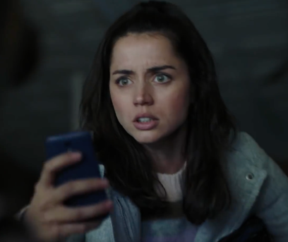 Ana de Armas in Knives Out