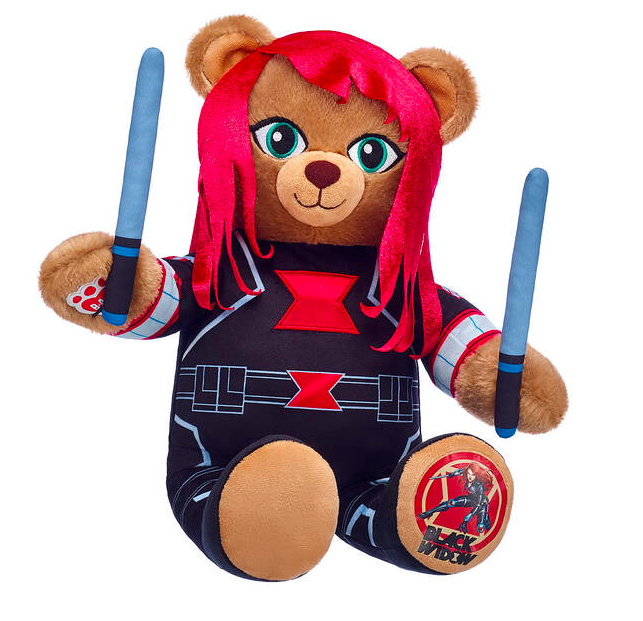 Black Widow Build A Bear