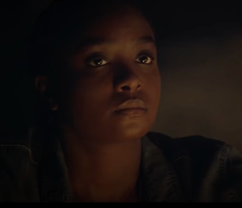 Kiki Layne in the Old Guard